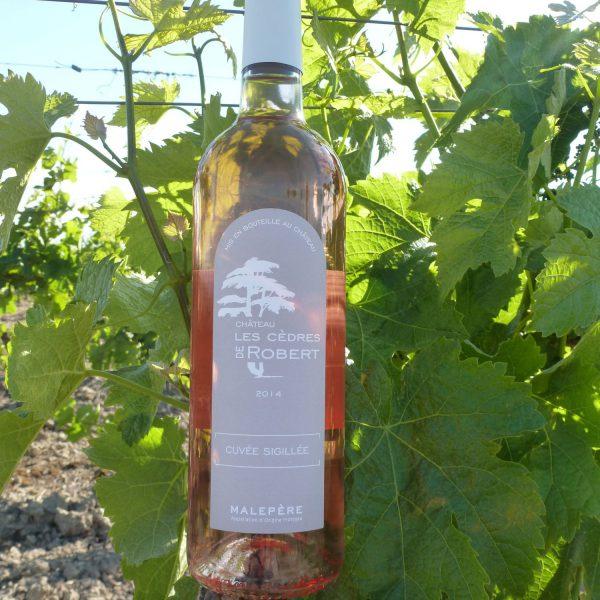 Vin Rosé AOC Malepère