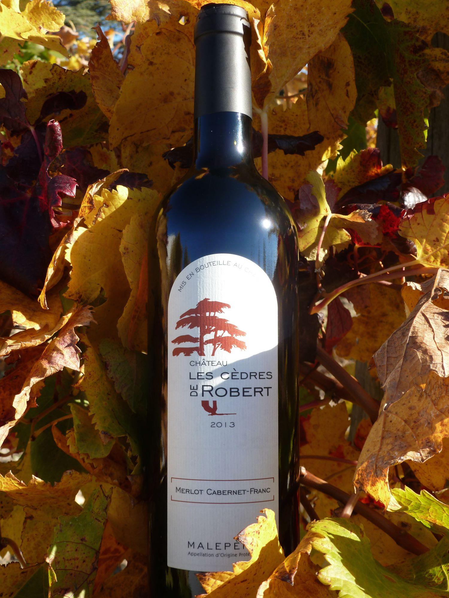 Vin Rouge AOP Malepère